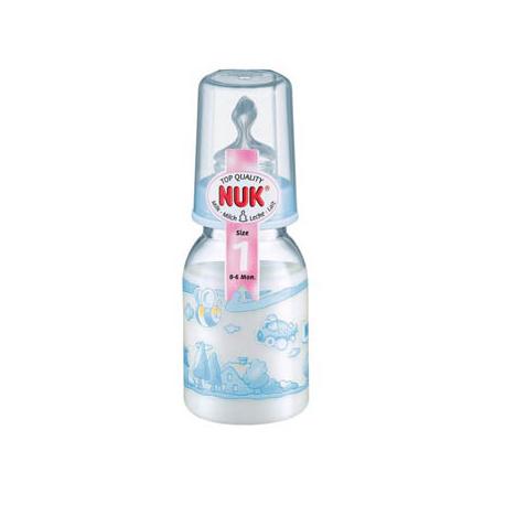 NUK PL FLASICA S BLUE BABY
