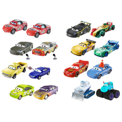 Cars 3 osnovni autici 2u1 Disney Cars