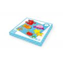 Scratch puzzle na dugmiće More