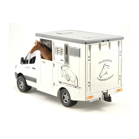 Kamion MB Sprin za prevoz konja