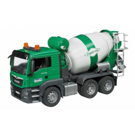 Kamion MAN TGS beton mikser