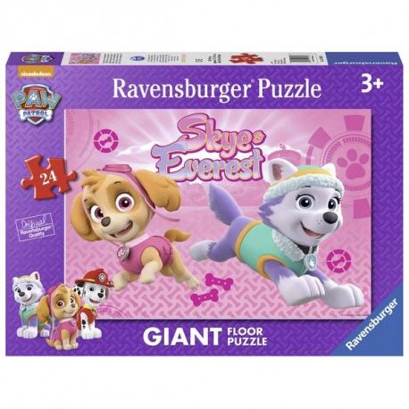 Ravensburger podne puzzle Paw Patrol u Trku 24kom