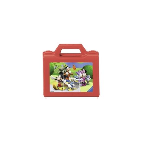 Ravensburger puzzle (slagalice) -  Puzle-kockice, Miki Maus