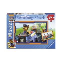Ravensburger puzzle (slagalice) - Paw patrol trke
