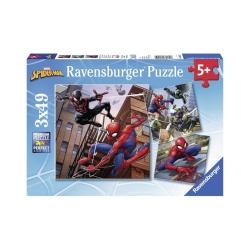 Ravensburger puzzle (slagalice) - Spiderman