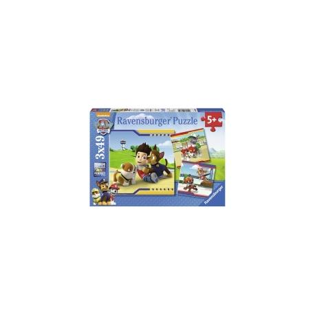 Ravensburger puzzle (slagalice) - Paw patrol
