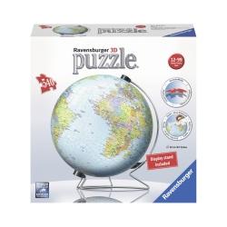Ravensburger 3D puzzle (slagalice) -  Globus