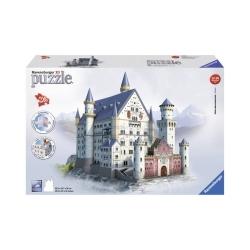 Ravensburger 3D puzzle (slagalice) - Zamak Nojsvanstajn