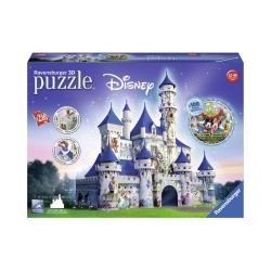 Ravensburger 3D puzzle (slagalice) - Dizni dvorac
