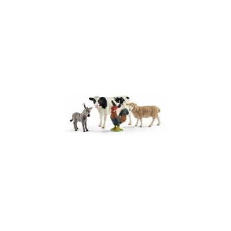 Set zivotinja sa farme