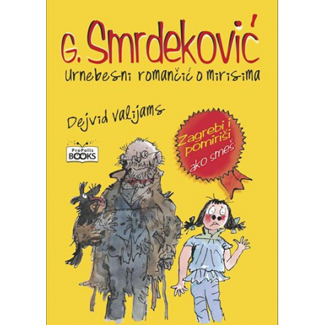 ProPolis Books Gospodin Smrdeković
