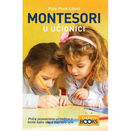 ProPolis Books Montesori u učionici