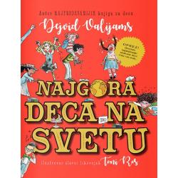 ProPolis Books Najgora deca na Svetu