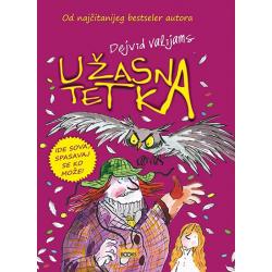 ProPolis Books Užasna Tetka