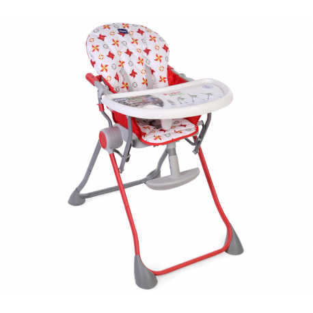 Chicco hranilica Pocket Meal Red