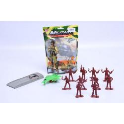 Military set Figurice