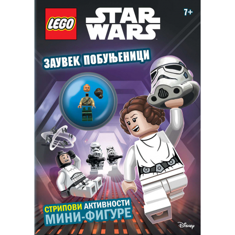 LEGOŽ Star Wars™: Zauvek pobunjenici
