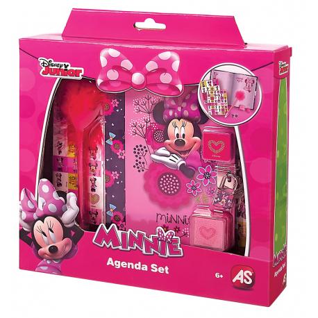 Disney Agenda Set Minnie