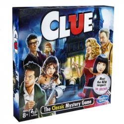 Hasbro Clue društvena igra