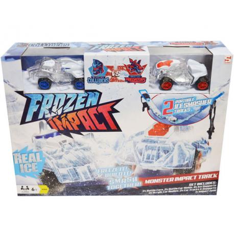Frozen Impact Monster auto staza