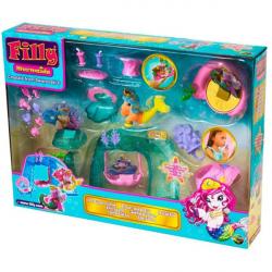 Filly Set Mermaids Playground