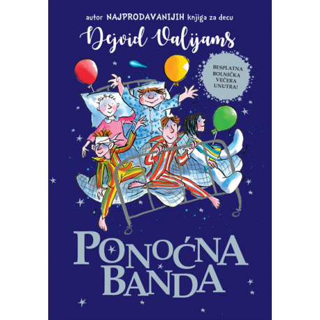 ProPolis Books Ponoćna banda