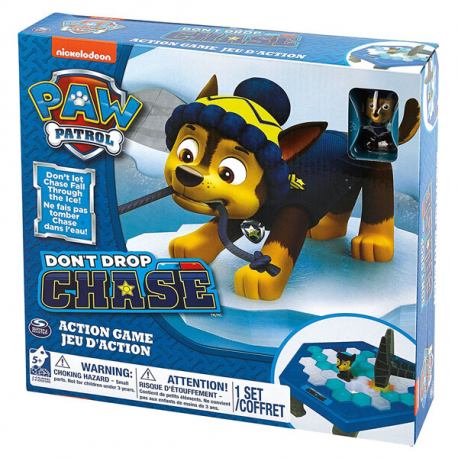 Paw Patrol set Chase na ledu