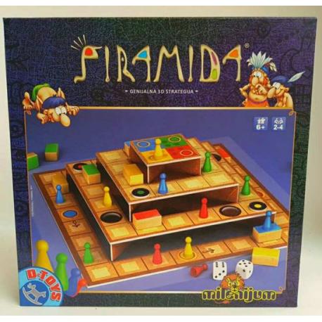 Milenijum Društvena igra Piramida