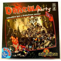 Milenijum Društvena igra Drakula Party