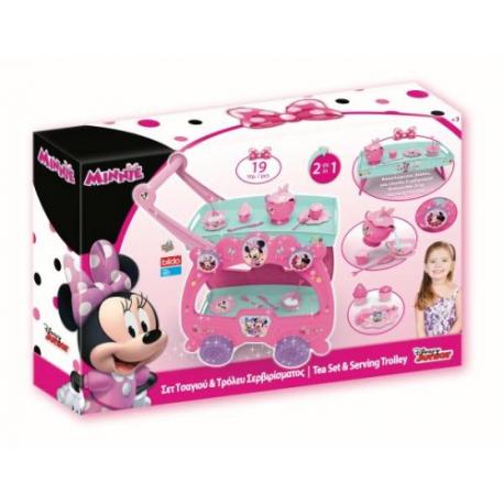 Disney Čajni set Minnie sa kolicima