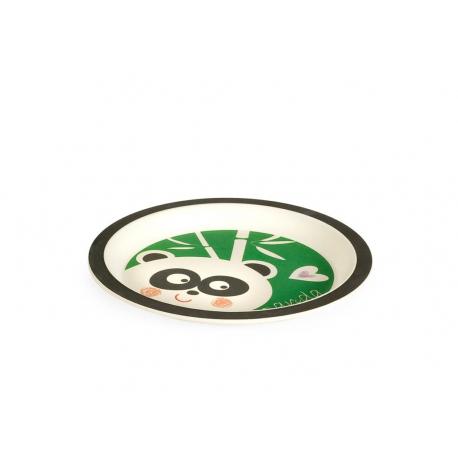 Bigbamboo set za jelo od bambusa Panda