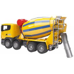 Kamion Scania mixer 403