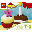 LEGOŽ kockice DuploŽ Moja Prva Torta