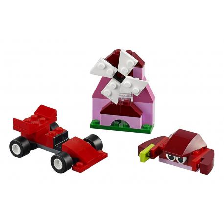 LEGOŽ kocke Classic Red Creativity Box