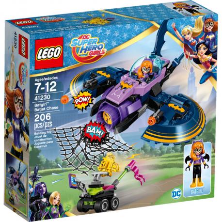 Lego kocke DC Super Heroes Girls Batgirl