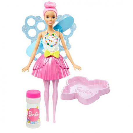 Barbie lutka Dreamtopia Bubbletastic Fairy