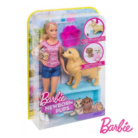 Barbie lutka Kuca Sa Mladuncima