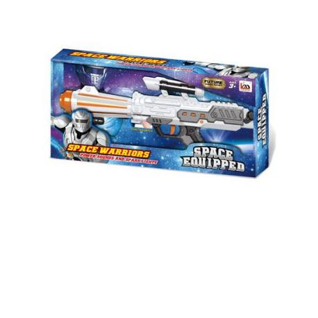 Space Warriors puška Space Gun