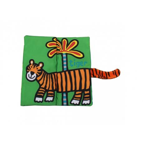JollyBaby mekana knjiga Divlje Životinje
