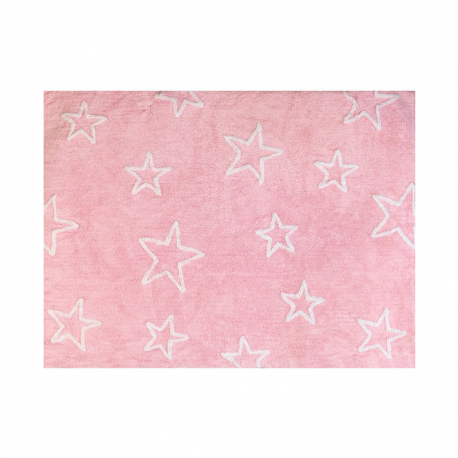 Aratextil Tepih Estrella Rosa