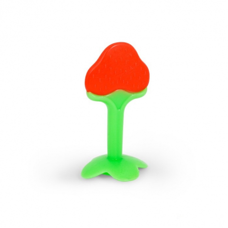 Elfi silikonska glodalica Jagodica