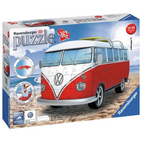 Ravensburger 3D puzzle VW Bus