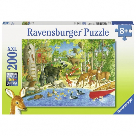 Ravensburger Puzzle Životinje