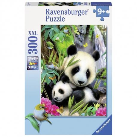 Ravensburger puzzle Panda