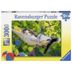 Ravensburger puzzle Maca spava