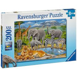 Ravensburger puzzle XXL Životinje u Africi 200kom