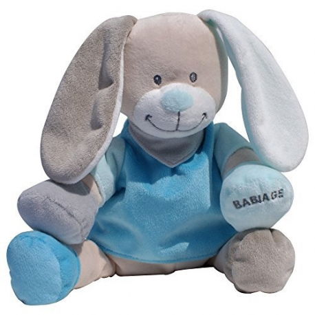 Babiage igračka DooDoo Bunny Turqoise