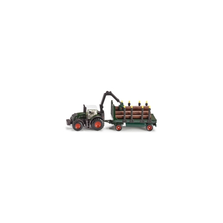Traktor sa sumskom prikolicom 1861