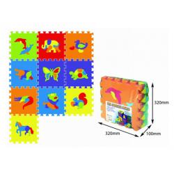 Podne puzzle Životinje 10 kom