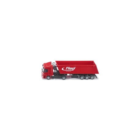Kamion sa pokretnom prikolicom